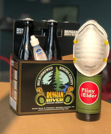 Hop Take: Russian River Relaunches 'Sonoma Pride' for Kincade Fire Efforts