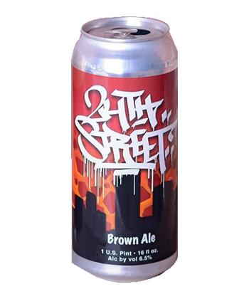J. Wakefield 24th Street Brown Ale is one of the 50 best beers of 2019
