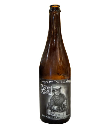 Geiger Imperial Salted Chocolate Sweet Stout